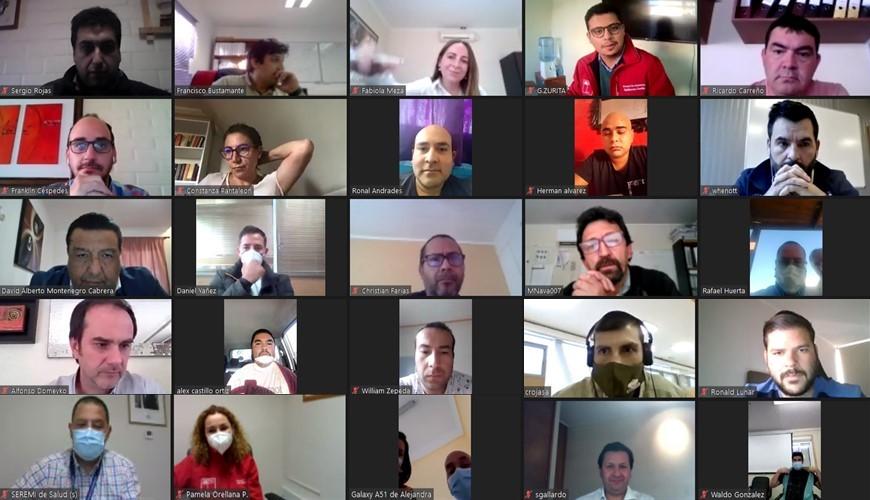 XXI Congreso anual de comités paritarios de chile Caserones