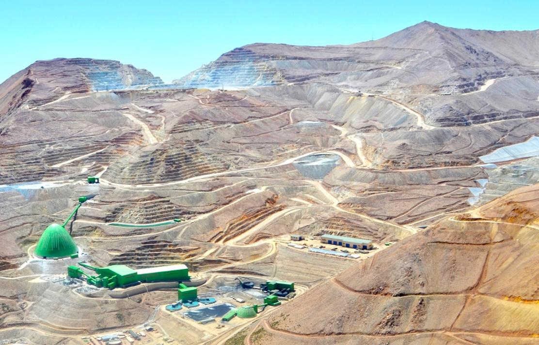 Minera Lunima Copper Chile Negociación